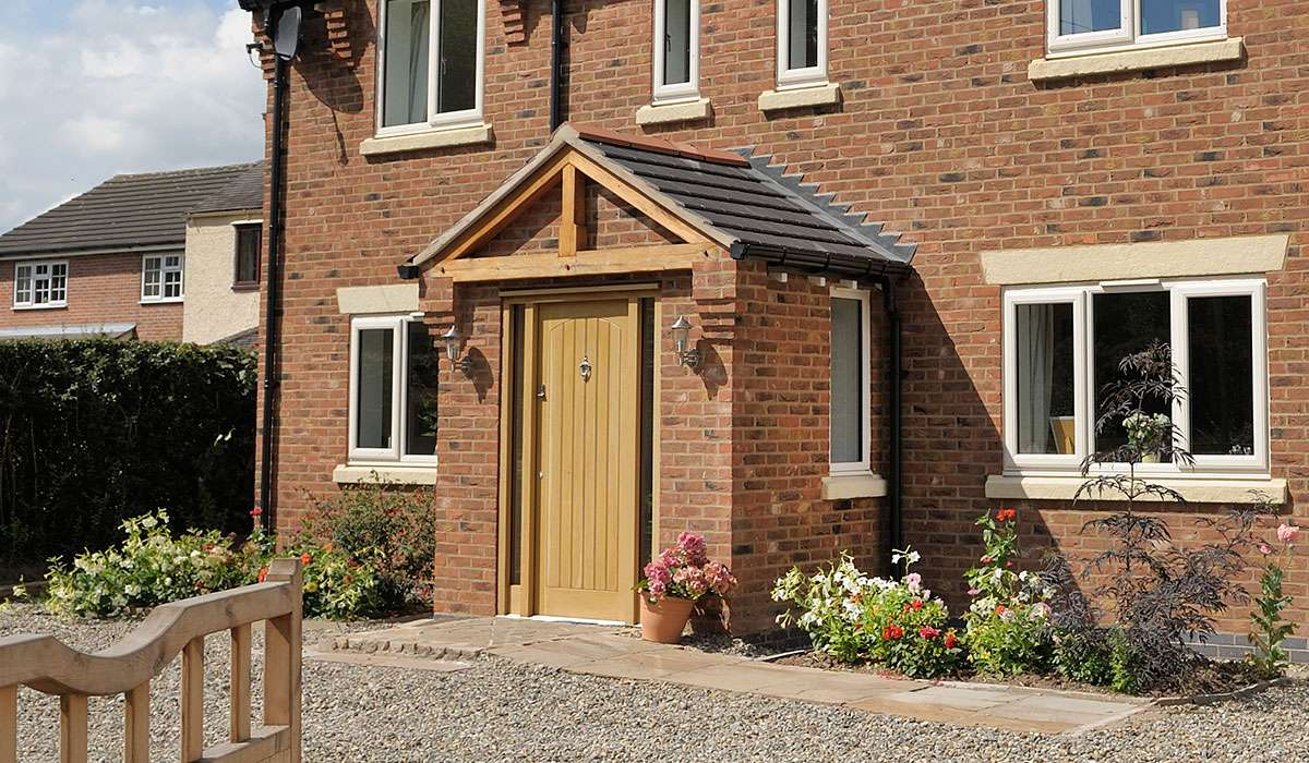 Porch Entrance Porches From Elite Windows South Yorkshire